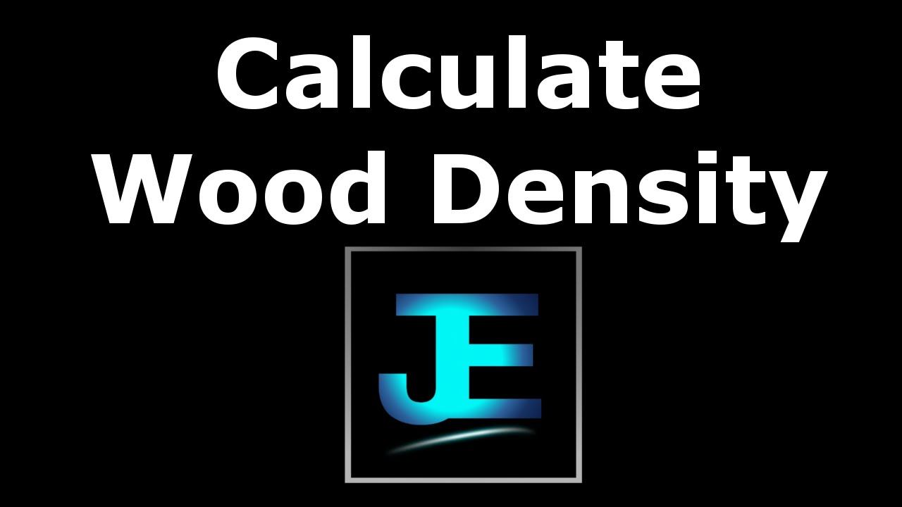 How to calculate wood density youtube how to calculate wood density nvjuhfo Choice Image