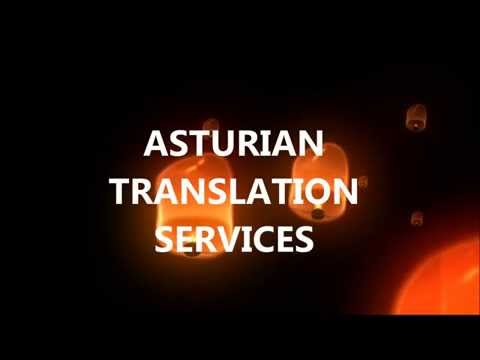 Asturian Translation Services
