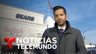 Más tiendas anuncian cierres y despidos al iniciar 2017 | Noticiero | Noticias Telemundo