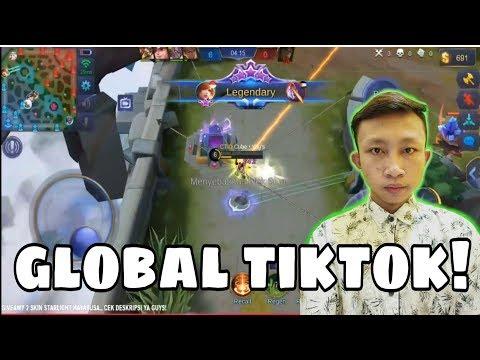 GAMEPLAY TOP Global TikTok! S10   Cube • Yog's Di Awal Season - Mobile Legends Indonesia
