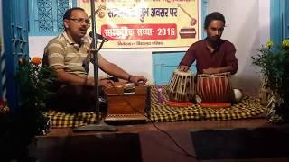 Shastri Sangeet  ,Dr.  Sunil Singh and Sekhar Chandra