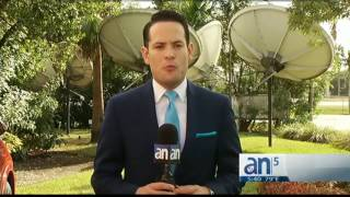 Desplante del cantante cubano Silvio Rodríguez a reportera de la TV cubana