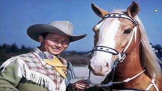 KING OF THE COWBOYS - Roy Rogers, Smiley Burnette - Full Western Movie / English / HD / 720p