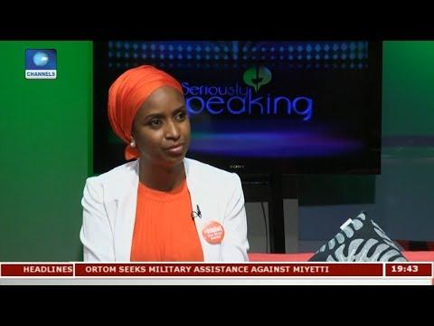 You Can Achieve Maximum Output At Forty - Hadiza Bala Usman