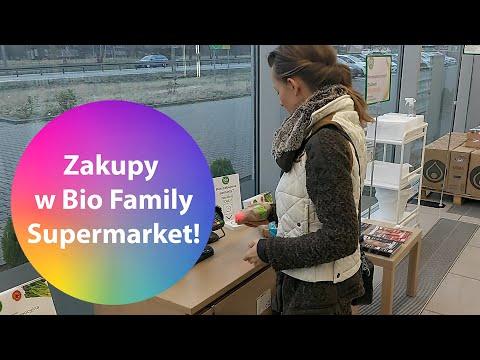 Zakupy w Bio Family Supermarket!