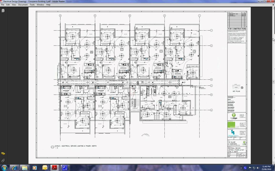 Electrical Drawing Electrical Circuit Drawing
