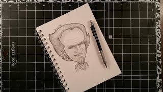 Drawing Days Episode 1- Count Olaf
