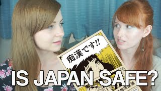 Is Japan Safe? // Sexual Harassment Experiences 日本の安全性