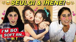 Seulgi and Irene 💞 The S In Seulrene Stands for Soft Girlfriends! (Red Velvet)