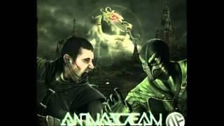 ANIMA SCREAM - REPTILE THEME (MORTAL KOMBAT) JUNO REACTOR COVER