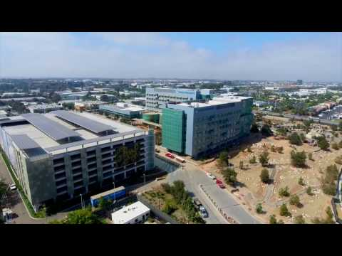 Introducing the Kaiser Permanente San Diego Medical Center, opening in April 2017.