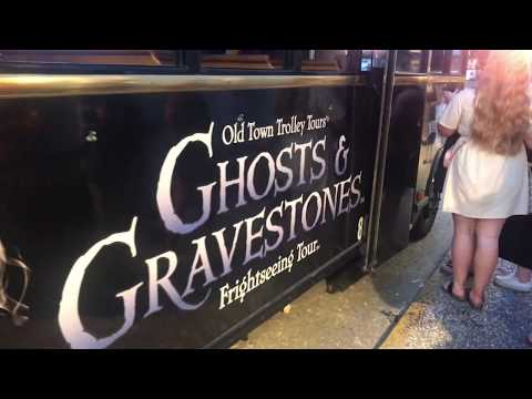 Ghosts and Gravestones Tour in Savannah-Andrew Low House and a Ship Chandlery
