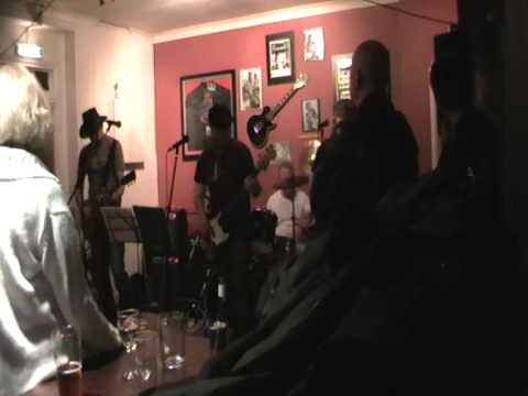"""Swedish band """"High Voltage"""" live at The Sportsman 2011 (2)"""