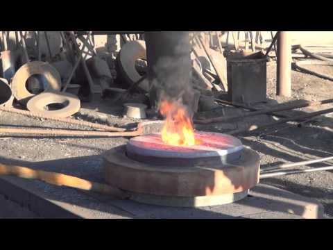 Visit China Factory for flange .forging ,ring in dingxiang -