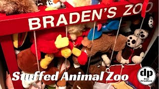Stuffed Animal Storage | How to Build a Stuffed Animal Zoo | Woodworking