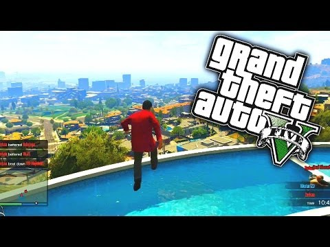 GTA 5 Funny Moments #42 with KSI,...