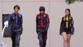 Tokumei Sentai Go-Busters The Movie Battle & Henshin (Sub Indo)