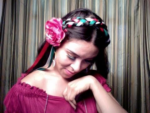 La MexicanitaHair tutorial  YouTube