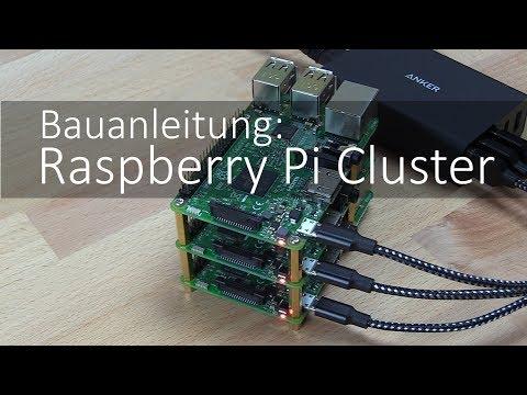 Bauanleitung: Raspberry Pi Cluster