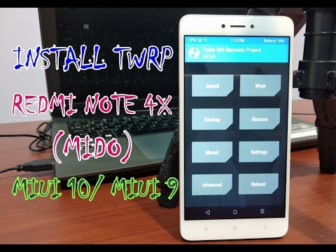 install-twrp-redmi-note-4-snapdragon-(redmi-note-4x)-miui-10/-miui-9