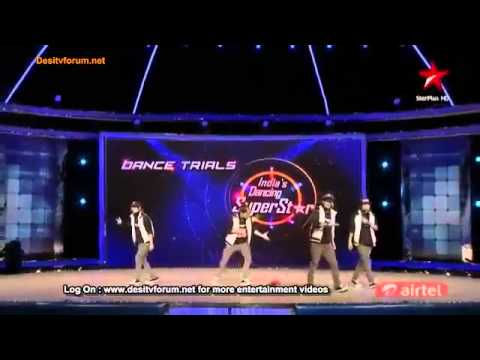 D''Mania X India's Dancing SuperStar 4th May 2013 HD