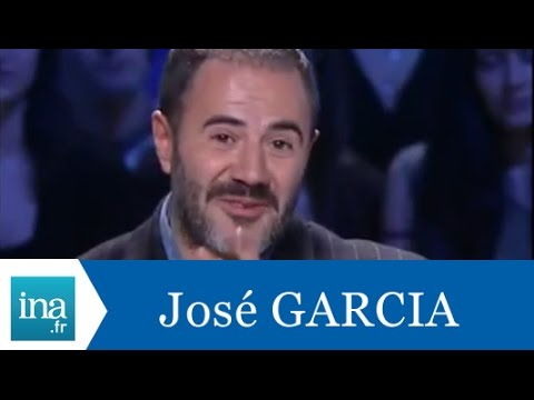 "José Garcia ""Interview grand acteur"" - Archive INA"