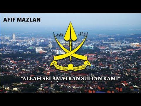 Malaysia State Anthem: Pahang -