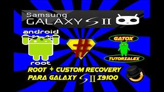 CUSTOM RECOVERY + ROOT SAMSUNG GALAXY S2 I9100