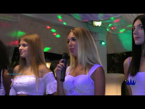 Miss Principessa D'Europa Finale Triveneto Sfilata Abito, Bikini e Premiazioni