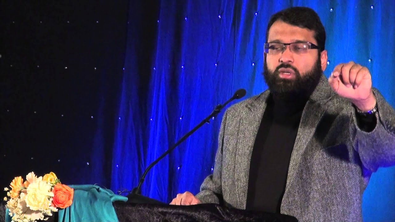 Did Muhammad invent Islam for fame?  - Q&A - Sh. Dr. Yasir Qadhi