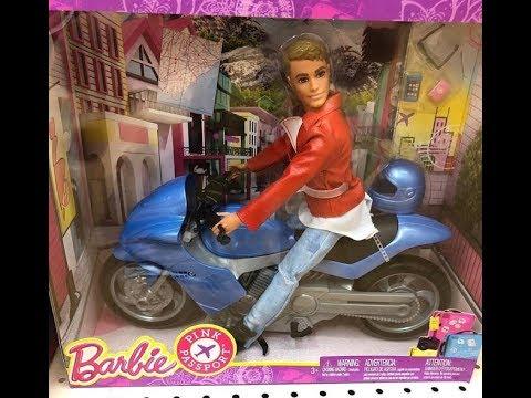 Image result for ken barbie scooter