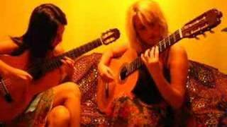 Bachianinha Nr.1- Paulinho Nogueira(duo guitar)