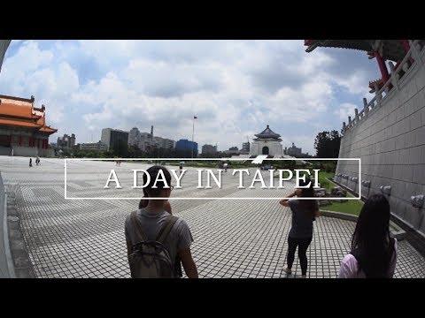A Day in Taipei (NTPU Project 2017)