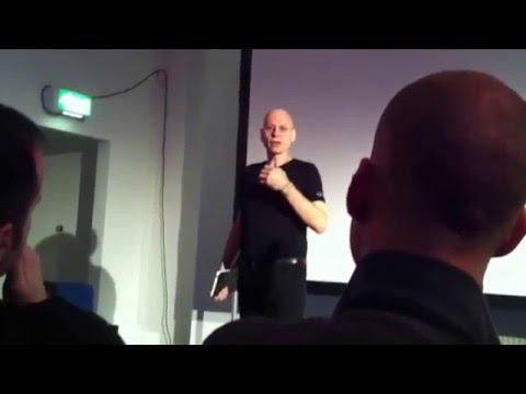 A talk by producer Gareth Jones plus Q&A, Fast Forward/Pause/Rewind - 14 May 2011, Short Circuit