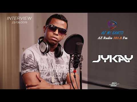 JYKAY- Interview (AZ Radio Madagascar 2019)