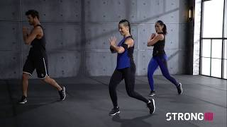 Treino de STRONG by Zumba de 30 minutos