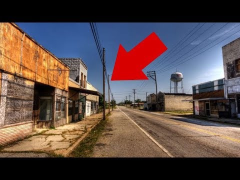 5 ABANDONED TOWNS You're Not Allowed To Visit