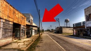 5 ABANDONED TOWNS You