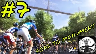 CRAZY BATTLE FOR MOUNTAIN JERSEY - ROAD TO MONUMENT - #7 - PCM 2015 - Pro Cyclist