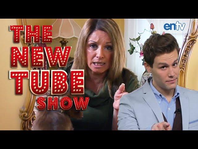 Bensonhurst Brooklyn Beauty Tips with JoAnn: The New Tube Show With Matthew Hoffman