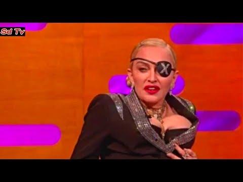 FULL Graham Norton Show 14/6/2019 Madonna, Ian McKellen, Danny Boyle, Lily James, Himesh Patel