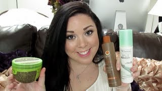 Hair Care Routine and Healthy Hair Tips!