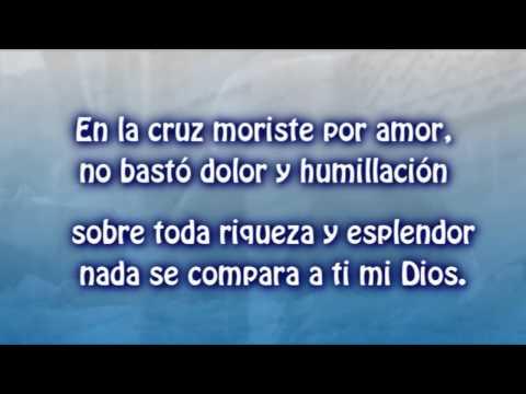 Sobre Todo, Aline Barros - Karaoke cristiano - HD