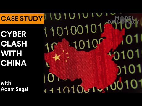 Cyber Clash With China: A Model Diplomacy Case Study