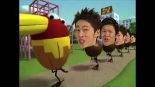 Choco Balls - Funny Japanese Commercial