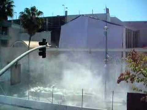 Santa Monica Place Goes Down