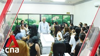 Final farewell to Lucky Plaza car accident victim Arlyn Nucos