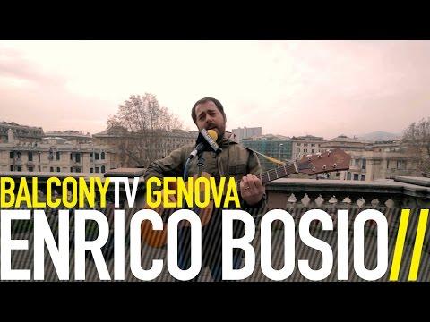 ENRICO BOSIO - MARCIAPIEDE (BalconyTV)