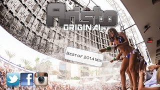 [2 Hours] Aristo - Best EDM of 2014 Mix (End of the Year Celebration)