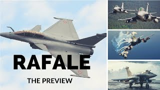 The Rafale Preview - Future Indian Air Force Fighter - Alcatraz Dey